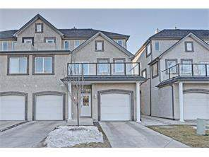 168 Simcoe PL Sw, Calgary, Attached homes