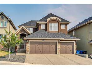 Detached homes for sale in Cranston Calgary