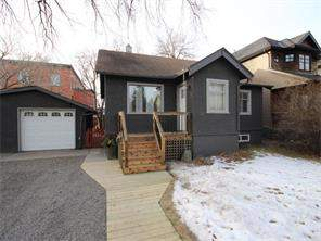 Detached Inglewood Calgary real estate