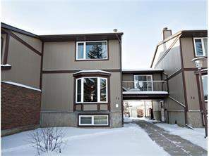 #36 6103 Madigan DR Ne, Calgary, Alberta, Marlborough Park Attached