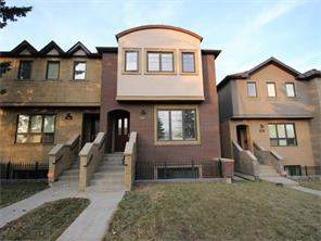Erlton Calgary Attached homes