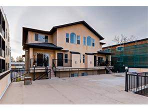 Shaganappi Calgary Attached homes