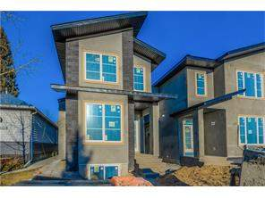 Tuxedo Park Calgary Detached homes