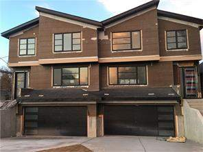 Attached Winston Heights/Mountview Calgary real estate Listing