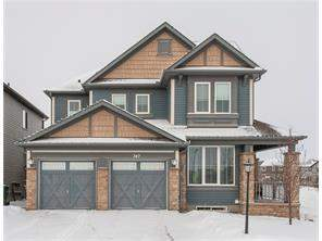 747 Windridge RD Sw, Airdrie, Detached homes