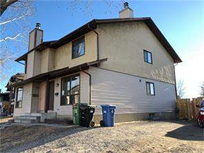 9 Falchurch RD Ne, Calgary, Attached homes
