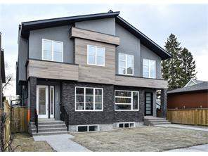 2028 26a ST Sw, Calgary, Attached homes