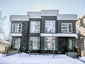 Montgomery Calgary Attached homes