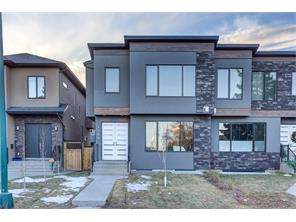 Attached Renfrew Calgary Real Estate
