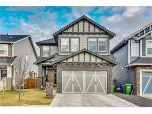 Reunion Airdrie Detached homes