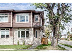 502 18 AV Nw, Calgary, Mount Pleasant Attached