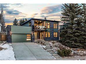 Silver Springs Detached home in Calgary Listing