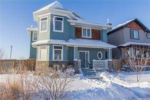 985 Channelside RD Sw, Airdrie, Canals Detached