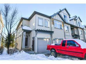 Attached Evanston Calgary real estate
