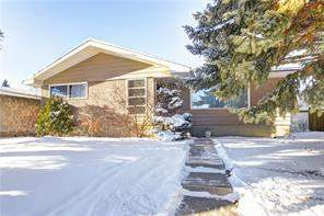3244 Breen CR Nw, Calgary, Brentwood Detached