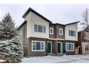 Tuxedo Park Calgary Attached homes