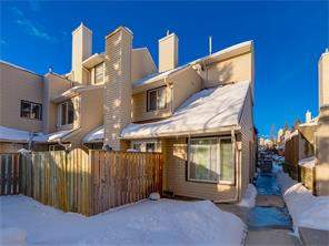 #104 26 Glamis Gr Sw, Calgary, Attached homes