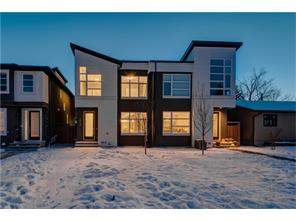 Attached Parkdale Calgary Real Estate Listing