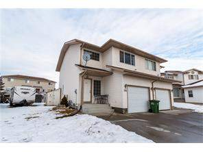 Attached West Terrace Cochrane real estate