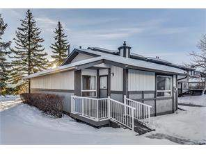#111 7172 Coach Hill RD Sw, Calgary, Attached homes