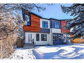 2212 34 ST Sw, Calgary, Attached homes