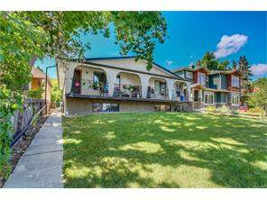 2527 16a ST Nw, Calgary, Attached homes