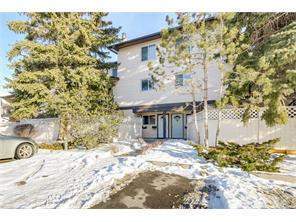 #2 3745 Fonda WY Se, Calgary, Attached homes