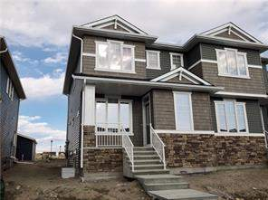 2748 Kings Heights Ga, Airdrie, Attached homes