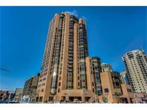 #2402 1100 8 AV Sw, Calgary, Downtown West End Apartment