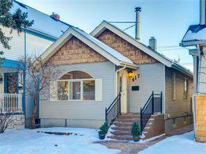 417 11a ST Nw, Calgary, Hillhurst Detached