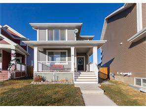 34 River Heights Gr, Cochrane, River Song Detached