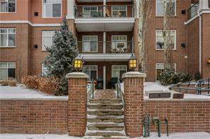 #102 2320 Erlton ST Sw, Calgary, Apartment homes