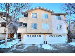 #101 1728 48 ST Se, Calgary, Attached homes