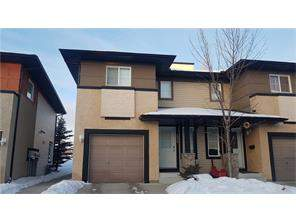 Evergreen Calgary Attached homes