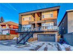 2620 15a ST Sw, Calgary, Attached homes