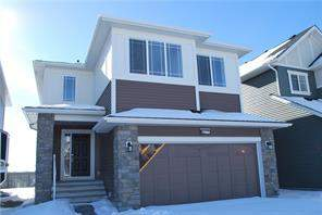 Detached Coopers Crossing Airdrie real estate