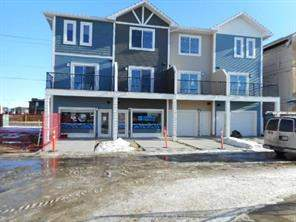 Canals Airdrie Attached homes