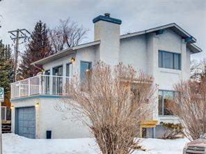 Banff Trail Detached home in Calgary