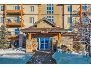 Apartment Crystal Shores Okotoks real estate