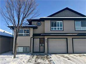 Fairways Attached Fairways Airdrie Real Estate