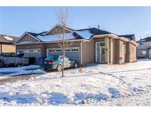 Attached East Chestermere Chestermere real estate