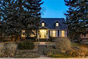Detached Upper Mount Royal Calgary real estate