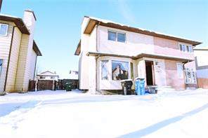 52 Castleglen RD Ne, Calgary, Attached homes