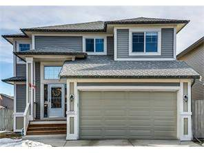 Detached Luxstone Airdrie Real Estate