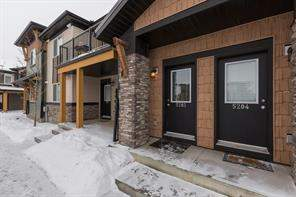 #5203 2781 Chinook Winds DR Sw, Airdrie, Attached homes