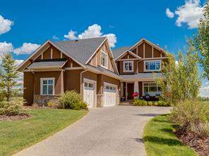 Elbow Valley West Detached home in Rural Rocky View County Listing