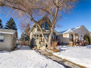 Detached Killarney/Glengarry Calgary Real Estate Listing