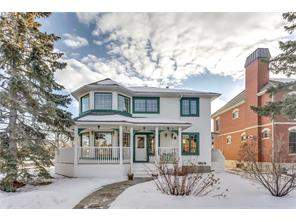 1901 3 AV Nw, Calgary, Detached homes