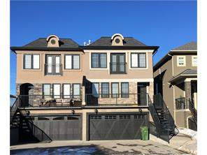 Hillhurst Calgary Attached homes