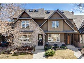 728 4 ST Nw, Calgary, Attached homes